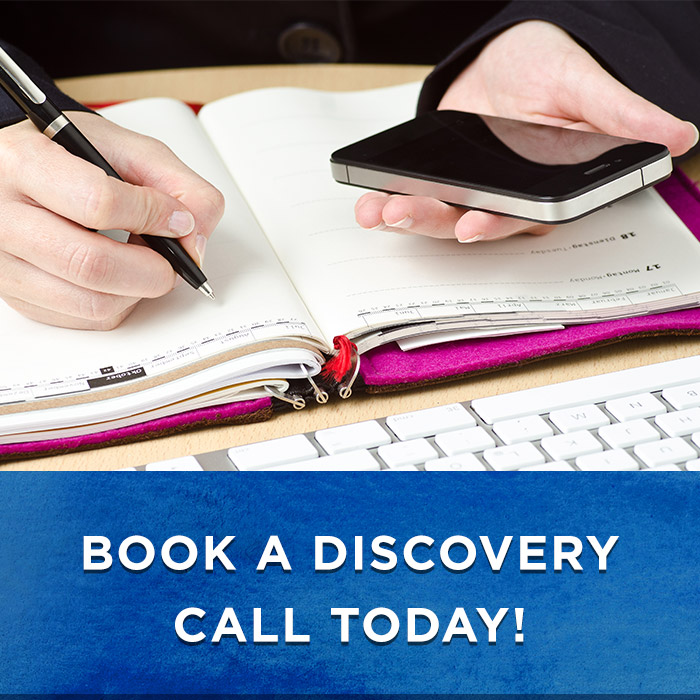 Book a Discovery Call Today!